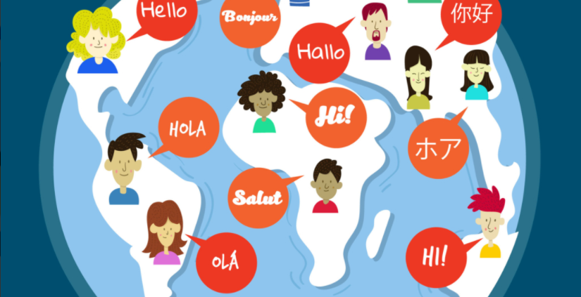 Different countries and their languages